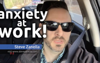 Anxiety at Work - Steve Zanella