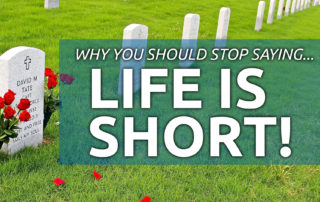 life is short - steve zanella