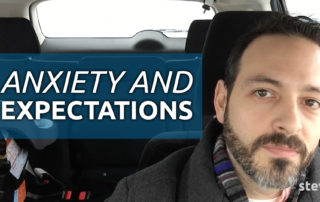 Anxiety and Expectations - Steve Zanella