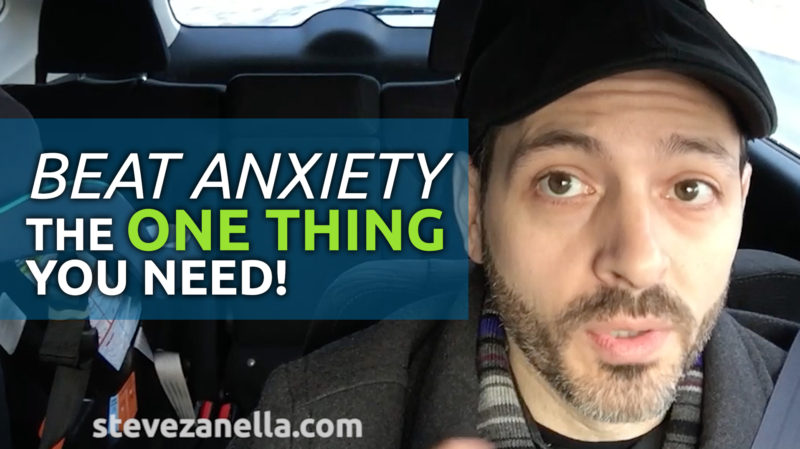 Beat Anxiety - The One Thing You Need