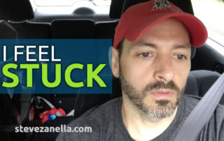 i feel stuck - steve zanella
