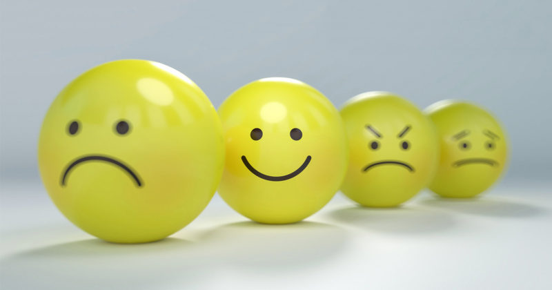 Four Emotions Masking Anxiety - Steve Zanella