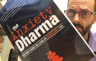 Steve Zanella The Anxiety Dharma